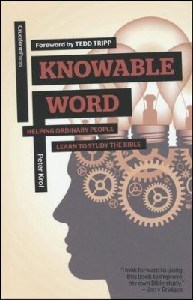 Picture of KNOWABLE WORD