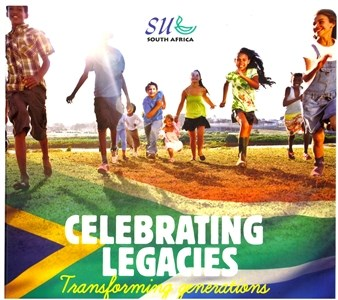 Picture of CELEBRATING LEGACIES TRANSFORMING GENERATIONS